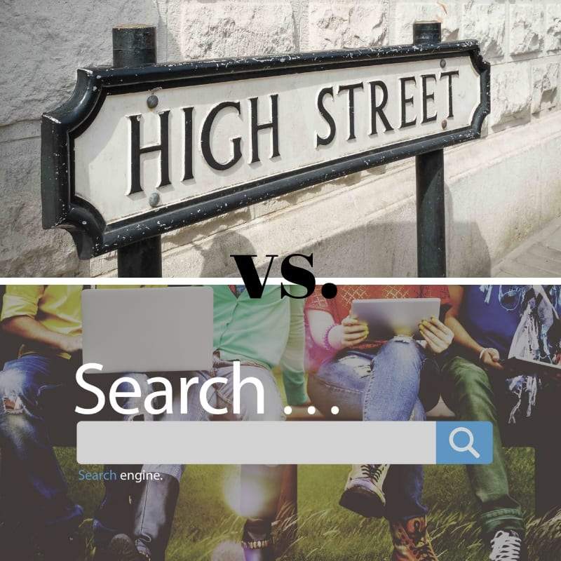 Selling Your Home With Nationwide: High Street vs. Online
